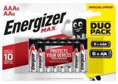 Baterii BL 12 BUC 6XR03 6XR06 • Energizer, Alkalina