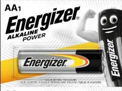 Baterii Alcaline AA • Energizer, Alkalina