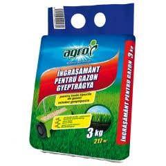 Ingrasamant pentru gazon Agro Cs, 3 kg
